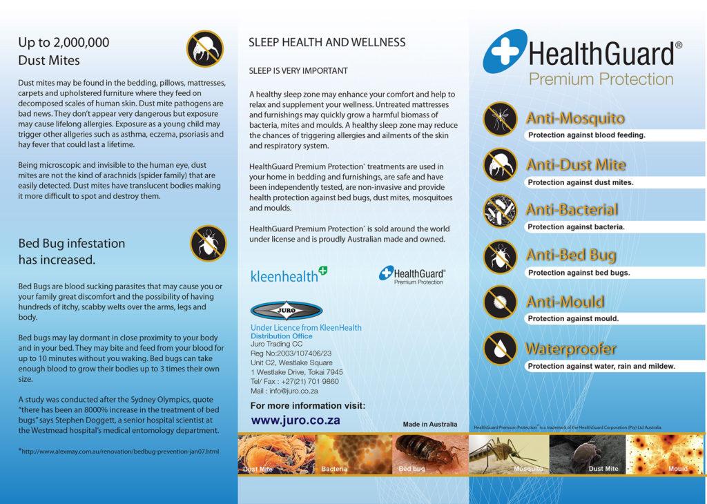 Healthguard Product