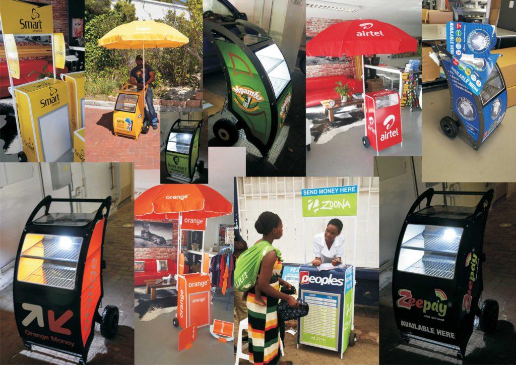 Vending Trolleys